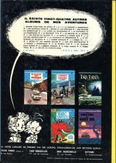 Verso de Spirou et Fantasio -8c75- La mauvaise tête