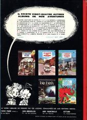 Verso de Spirou et Fantasio -2d74- Il y a un sorcier à Champignac