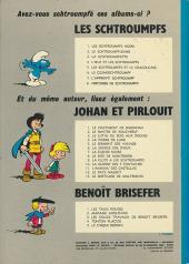 Verso de Les schtroumpfs -2b73- Le Schtroumpfissime (et schtroumpfonie en ut)