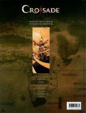 Verso de Croisade -5- Gauthier de Flandres
