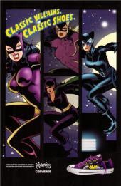 Verso de Batwoman (2011) -1- Hydrology part 1 : leaching