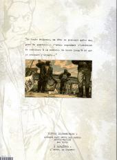 Verso de Blacksad -2b- Arctic-Nation