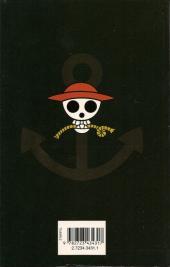 Verso de One Piece -2- Aux prises avec Baggy et ses hommes