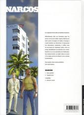 Verso de Narcos -2- Tequila 9 mm