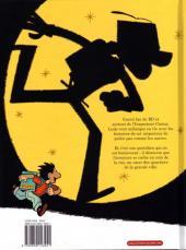 Verso de Ludo -8- Commando Castar
