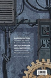 Verso de FreakAngels -5- Volume 5