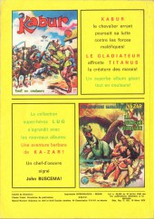 Verso de Titans -1- Titans 1