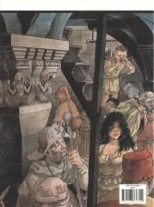 Verso de Les compagnons du crépuscule -3- Le dernier chant des Malaterre