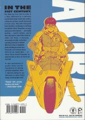Verso de Akira (2000) -2- Book two