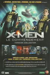 Verso de Wolverine (Marvel France 2e série) -4- La fête