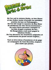 Verso de Dicentim le petit franc -7- Bougre de bric-à-brac