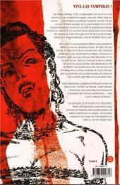 Verso de American Vampire -2- Le diable du désert