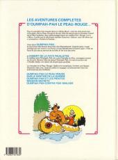 Verso de Oumpah-Pah -INTd- Les aventures complètes d'oumpah-pah