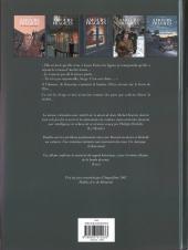 Verso de Amours fragiles -5- Résistance