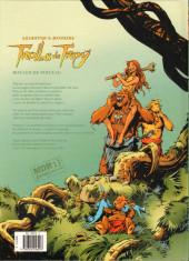Verso de Trolls de Troy -15- Boules de poils (I)