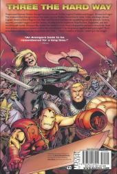Verso de Avengers Prime (2010) -INTHC- Avengers Prime