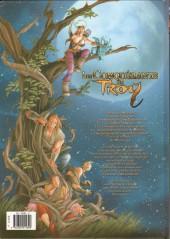 Verso de Les conquérants de Troy -3- La Bataille de Port-Fleuri