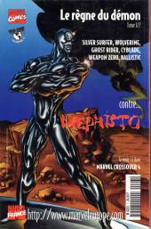 Verso de Marvel Magazine -7- Marvel 7