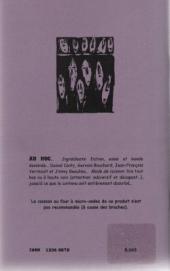 Verso de Ad hoc -32- Octobre 1999