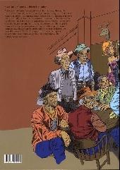 Verso de Teddy Ted -6- Les amazones du Désert rouge