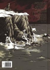 Verso de L'Île aux 30 cercueils - L'Île aux 30 cercueils