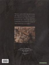 Verso de Blacksad -1b- Quelque part entre les ombres