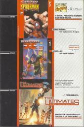Verso de Ultimate X-Men (en espagnol) -2- Los hombres del mañana (2 & 3)