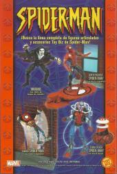 Verso de Ultimate X-Men (en espagnol) -8- El primer amor nunca se olvida (2)
