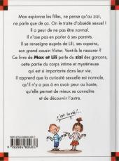 Verso de Ainsi va la vie (Bloch) -87- Max ne pense qu'au zizi