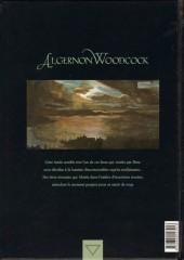 Verso de Algernon Woodcock -1- L'œil Fé - première partie