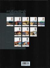 Verso de Gil St André -10- Jeu de dupes