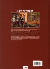 Verso de Les affreux -1- Dumont Père et Fils
