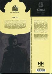 Verso de Ghost (Cajelli, Mutti) - Ghost