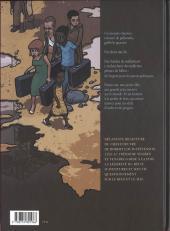 Verso de L'Île au trésor - (Stassen) - L'île au trésor