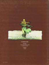 Verso de La quête de l'oiseau du temps -2- Le temple de l'oubli