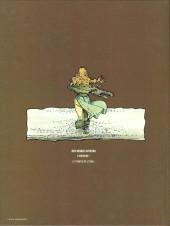 Verso de La quête de l'oiseau du temps -1- La conque de Ramor