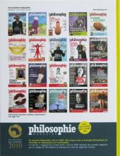 Verso de (AUT) Hergé -0- Tintin au pays des philosophes