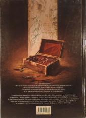 Verso de La licorne -4- Le Jour du baptême