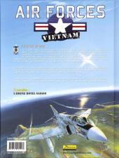 Verso de Air forces - Vietnam -2- Sarabande au Tonkin