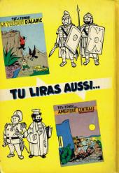 Verso de Tif et Tondu -3- Oscar et ses mystères