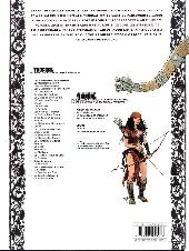Verso de Thorgal (Les mondes de) - Kriss de Valnor -2- La sentence des Walkyries