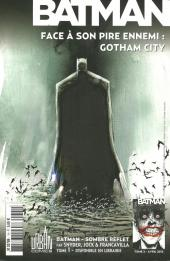 Verso de Batman Showcase -1- Batman Showcase 1/2