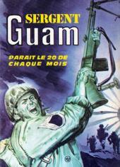Verso de Sergent Guam -85- Un héros pour l'échafaud