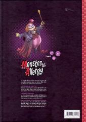 Verso de Monster Allergy Next Gen -2- Tome 2