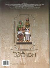 Verso de Aathon -1- La fin d'un monde