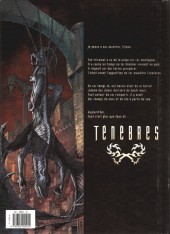 Verso de Ténèbres (Soleil) -3- Citadelle