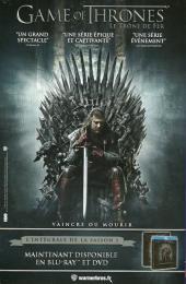 Verso de Avengers (The) (Marvel France 2e série) -3- Rêveurs américains