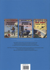 Verso de Buck Danny (L'intégrale) -5- Tome 5 (1955-1956)