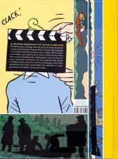 Verso de Adventures of Hergé (The) - The Adventures of Hergé