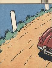 Verso de Luc Leroi -3- Luc Leroi remonte la pente